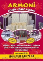 ORKESTRA ARMONİ DÜĞÜN-BALO SALONU