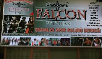 FALCON FİTNESS SPOR SEVERLERİ BEKLİYOR